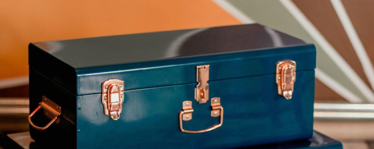opbevaringskuffert